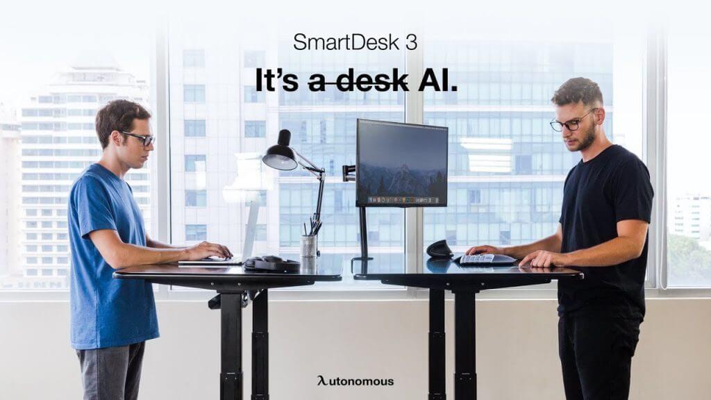 SmartDesk 3 Autonomous