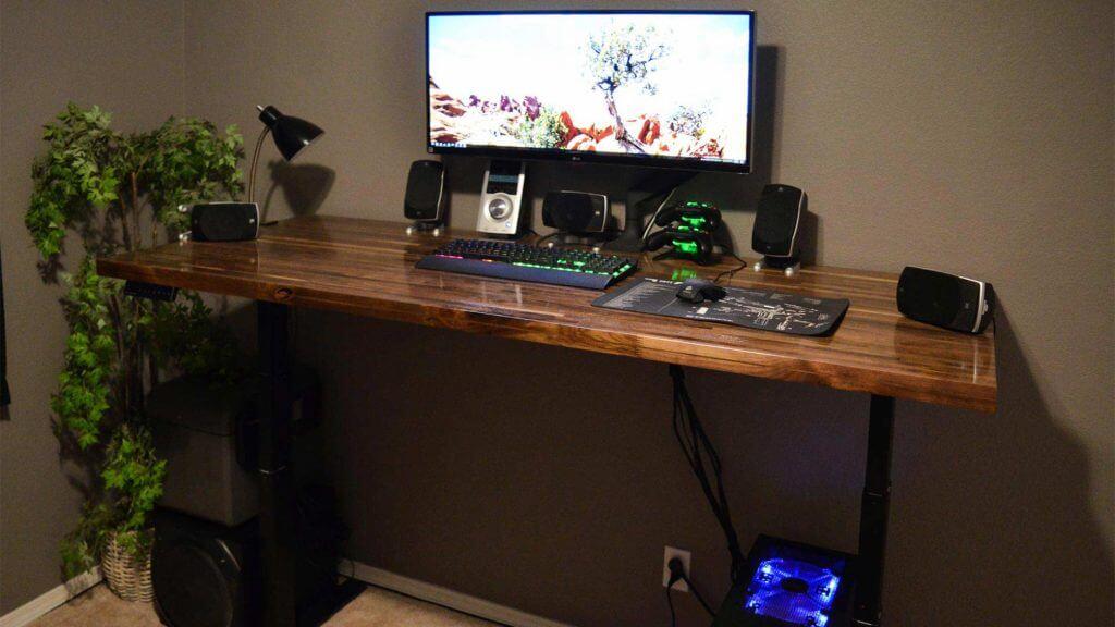 Diy Standing Desk Autonomous