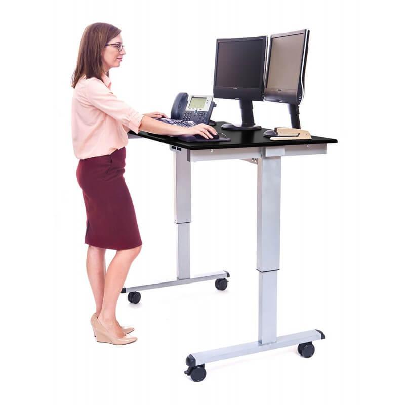 Vert standing desk