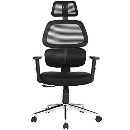 Coavas high back office chair