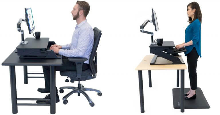 Ziplift desk