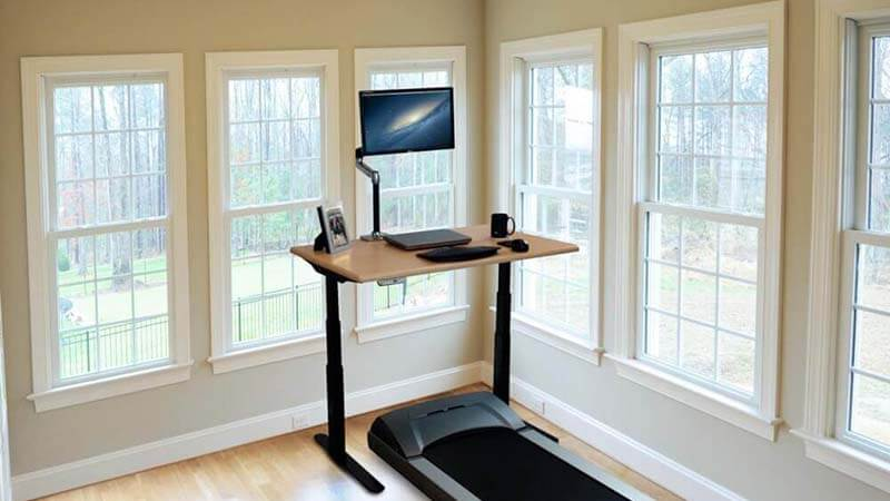 iMovR Standing Desk Review 1