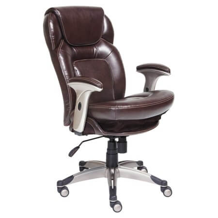 Serta Office Chair with mid-back