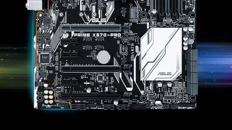 Asus Prime X370 Pro test 2