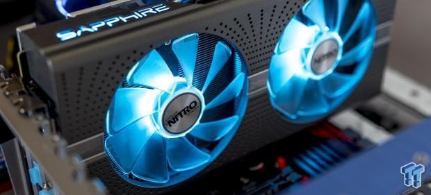 AMD Radeon RX 580 4GB Hardware