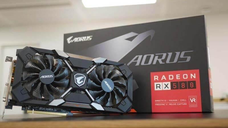 AMD Radeon RX 580 8GB Design 2