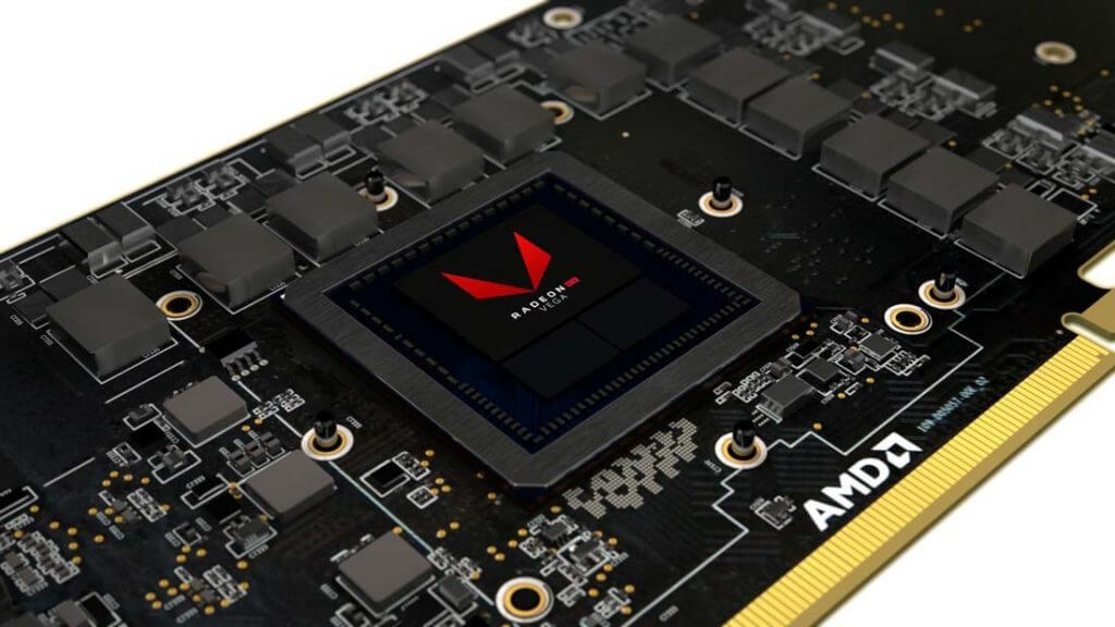 AMD Radeon RX Vega 56 8Gb Hardware