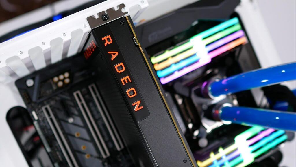 AMD Radeon RX Vega 56 8Gb Installation