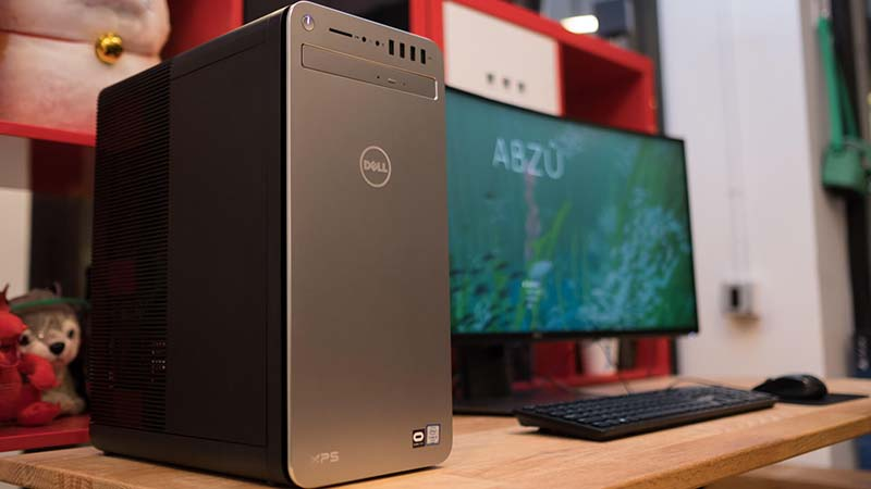 An In-depth Dell XPS Desktop Review 1