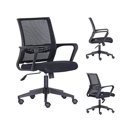 Bonsaii Mid-Back Mesh Office Chair