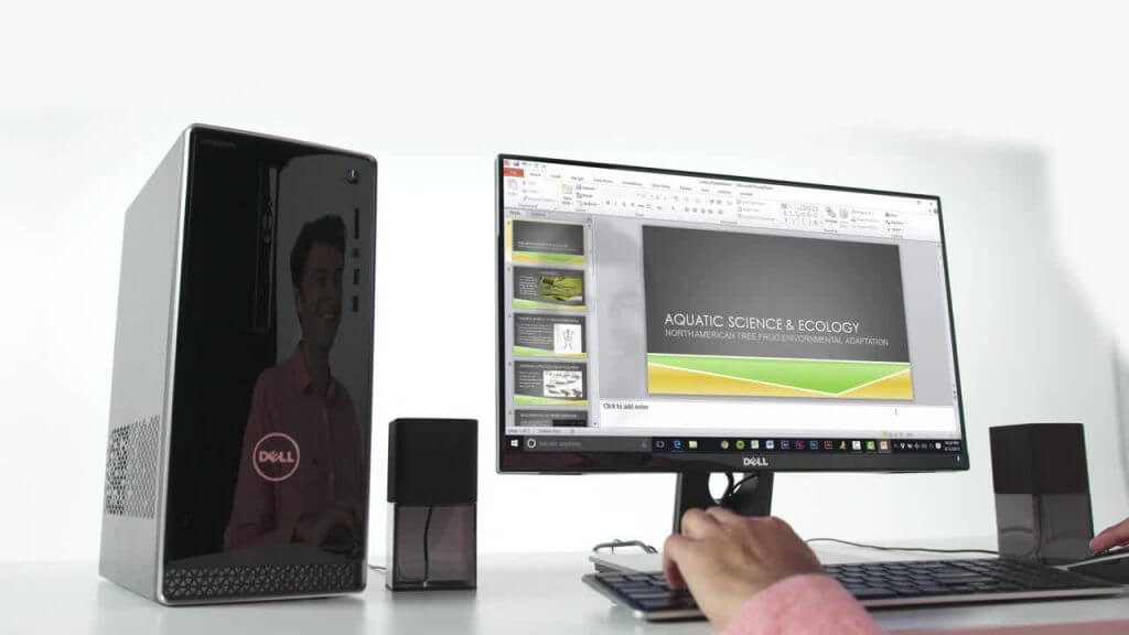 Dell Inspiron Small Desktop Performance