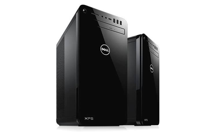 Dell XPS desktop design