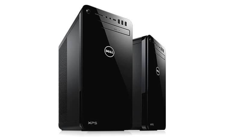Dell XPS desktop design