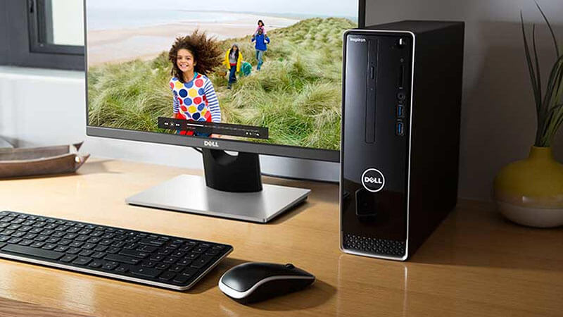 Dell Inspiron Small Desktop Review