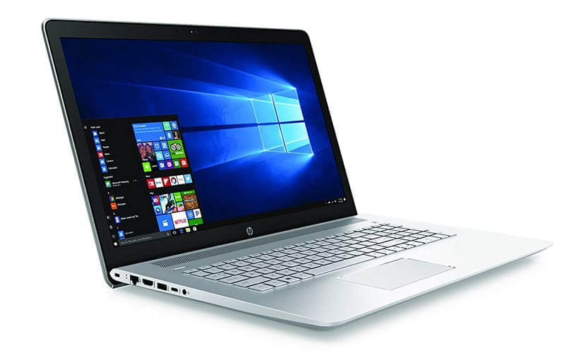 HP Pavilion 17 Design
