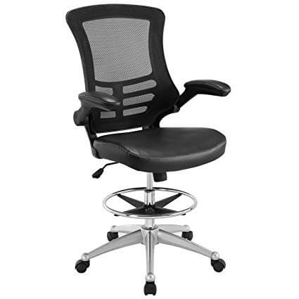 Modway Attainment Drafting Chair