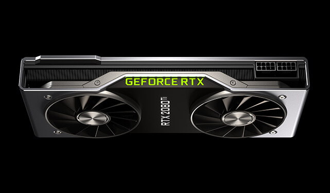 Nvidia GeForce RTX 2080 Ti INTRODUCTION
