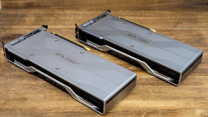 Nvidia GeForce RTX 2080 hardware