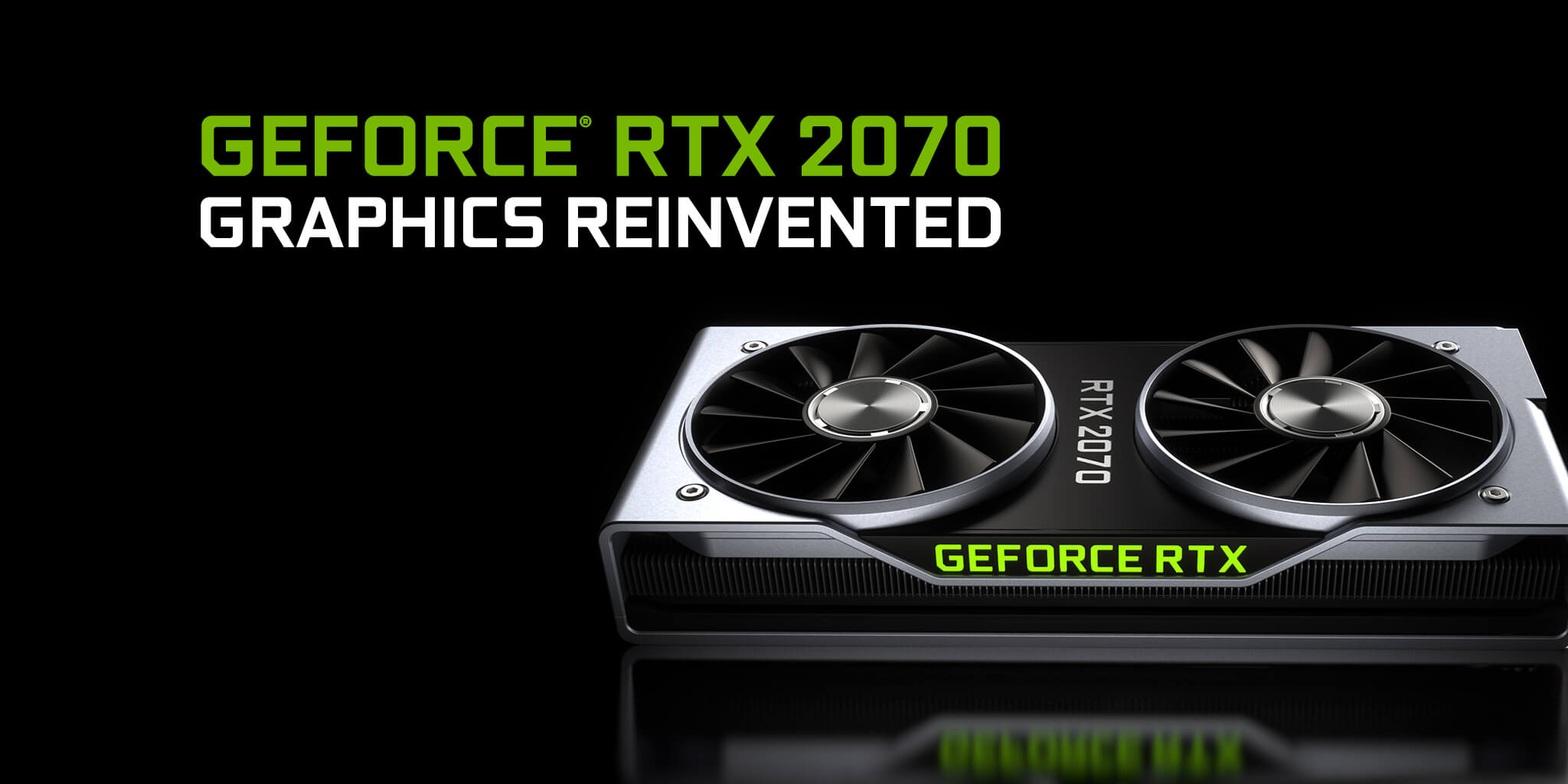 Nvidia geforce rtx 2070 introduction