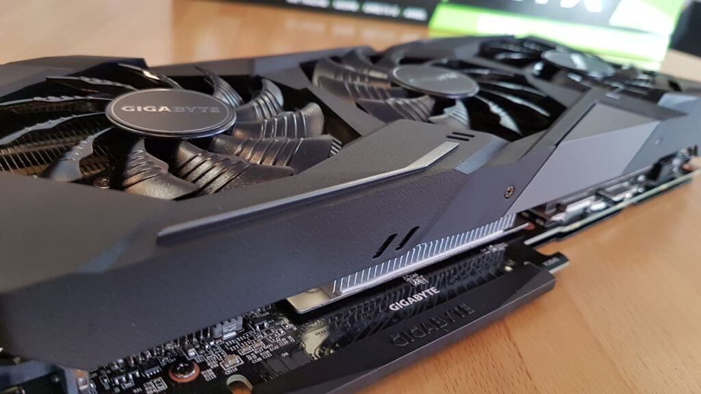 Nvidia geforce rtx 2070 technology