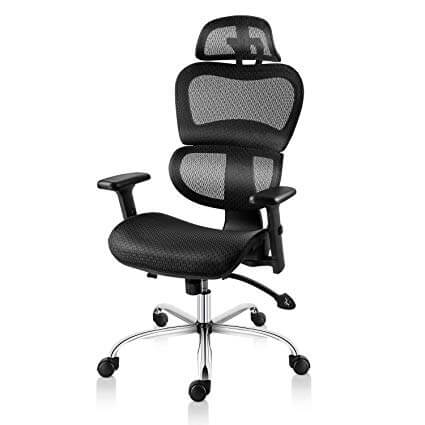 Smugdesk 1388FK Ergonomic Office Chair