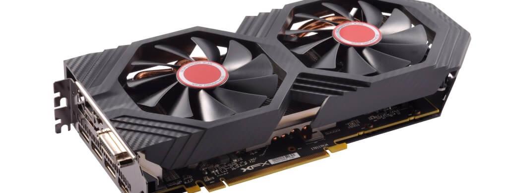 XFX Radeon RX 580 GTS XXX Edition Design
