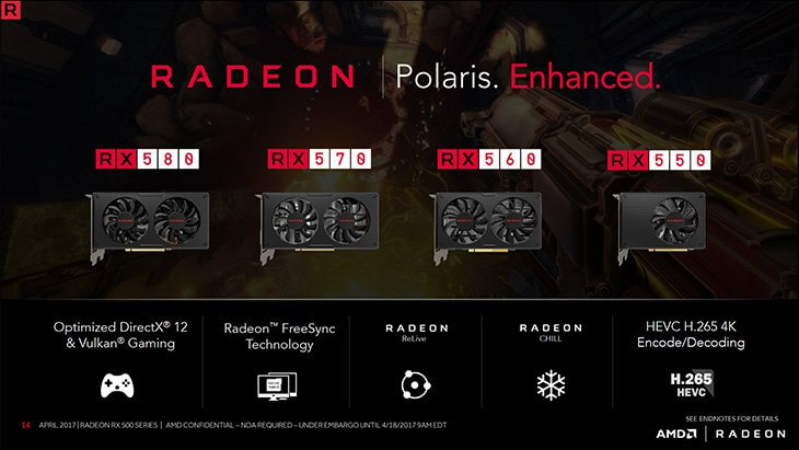 amd radeon rx 560 introduction