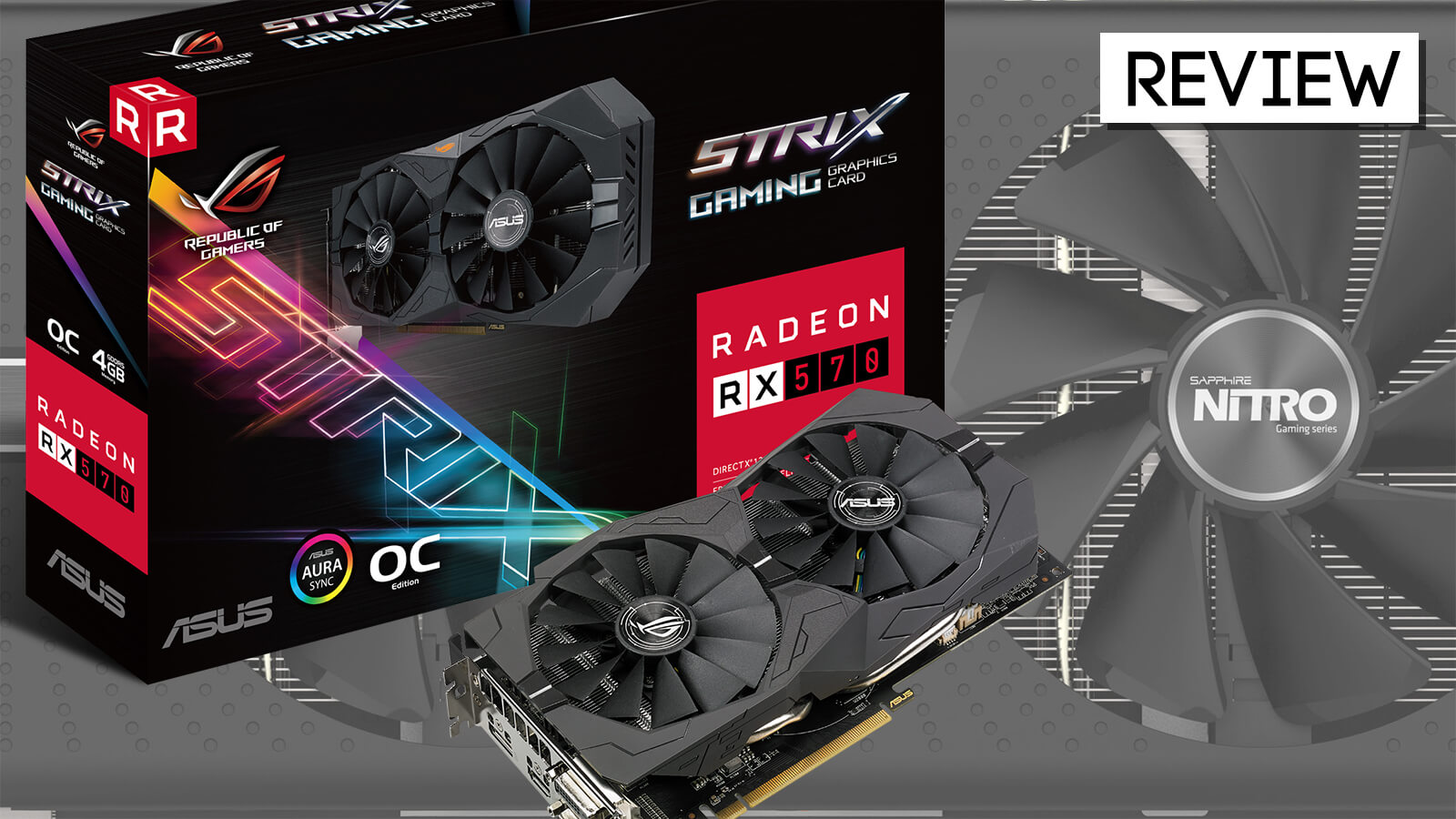 amd radeon rx 570 design