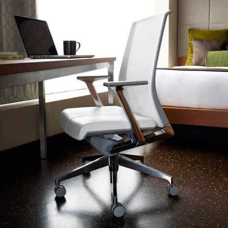 haworth very task chair design