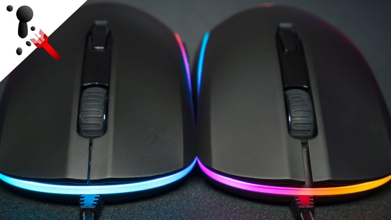 hyperx pulsefire surge Buttons