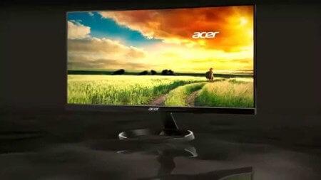 acer r240hy Design