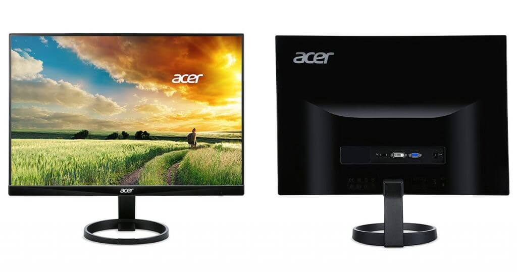 acer r240hy introduction