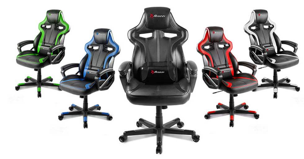 arozzi milano gaming chair introduction
