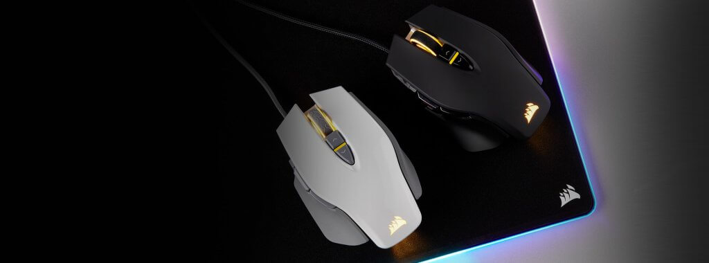 corsair m65 pro rgb  introduction