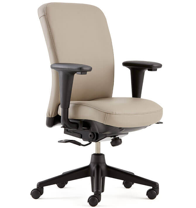haworth look chair Adjustable Seat Depth