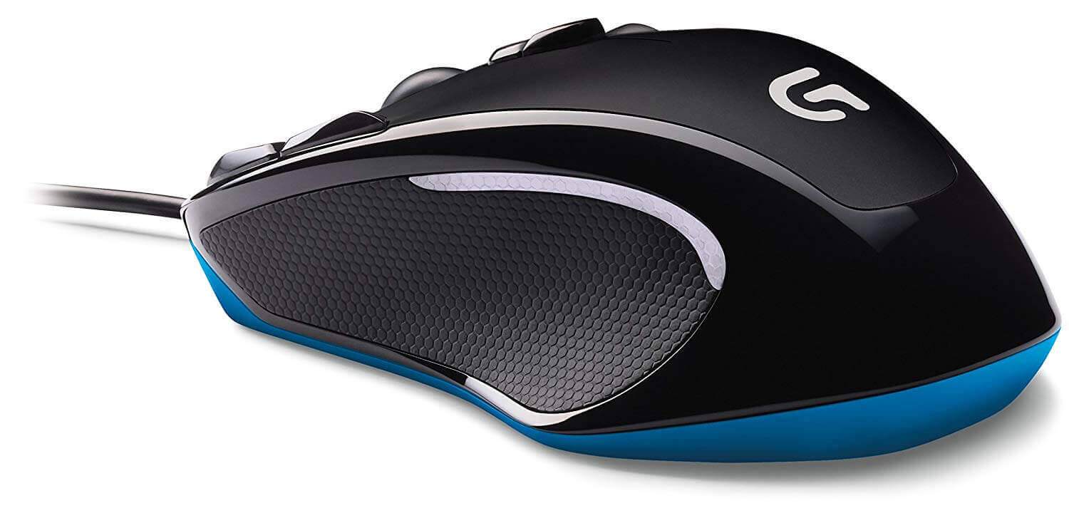logitech g300s introduction
