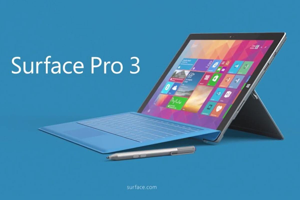 microsoft surface pro 3 introduction