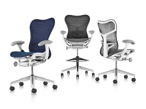mirra 2 chair Design and Features