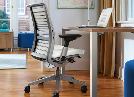 steelcase think chair Bottom Lin