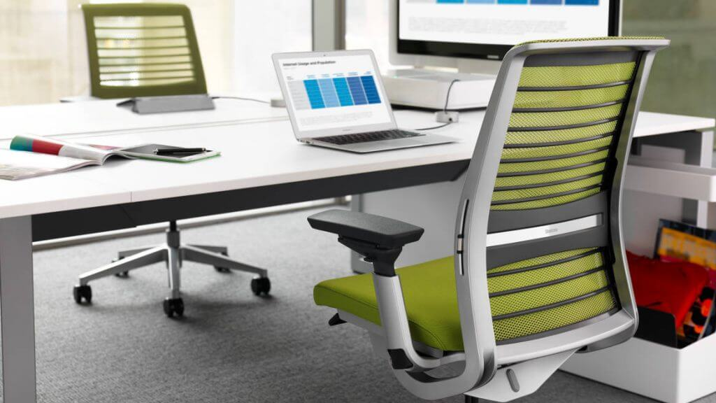 steelcase think chair the goo