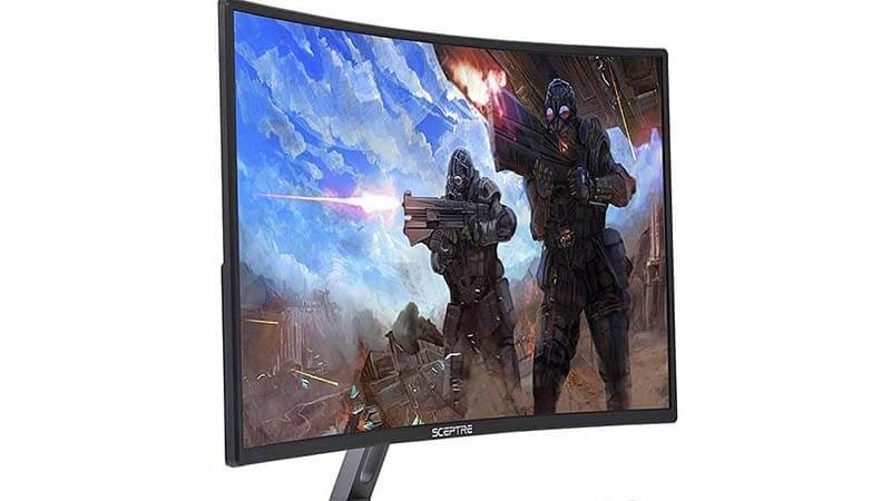 Sceptre C278W-1920R Review – An Affordable Gaming Curved Monitor
