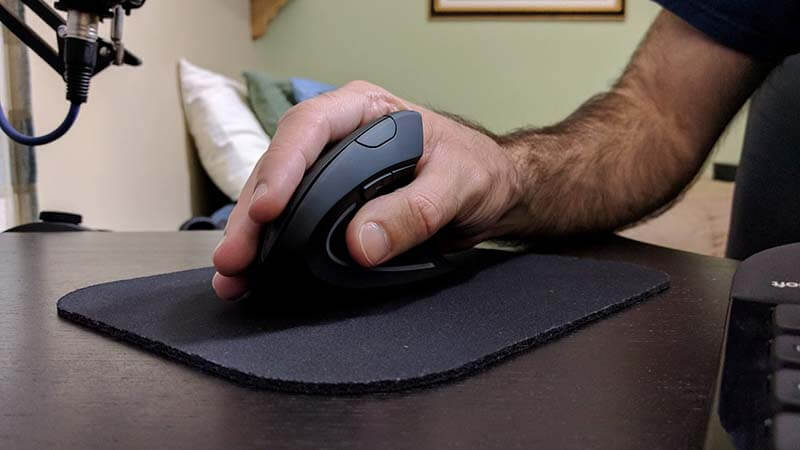 Anker Vertical Mouse Review Wireless