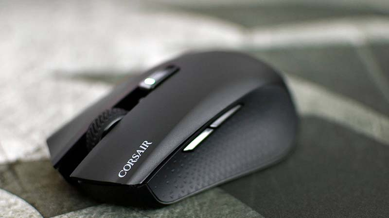 Corsair Harpoon RGB Wireless introduction