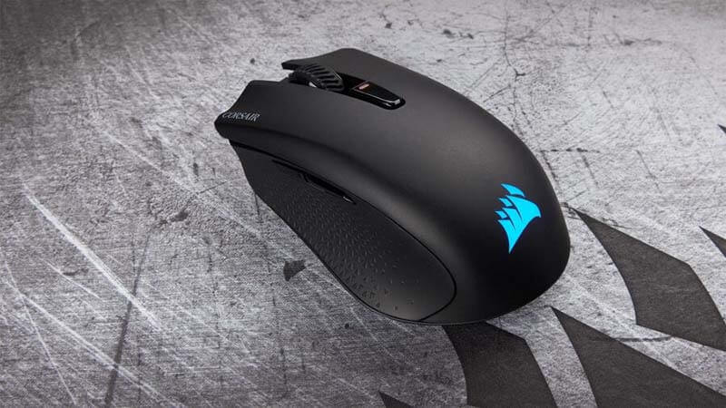 Corsair Harpoon RGB wireless 1