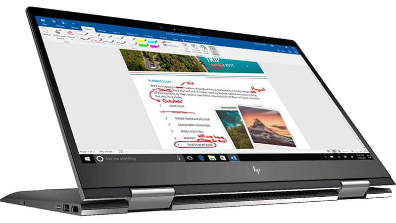 HP 15.6 TOUCHSCREEN design
