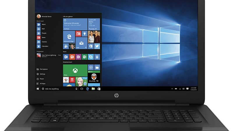 Laptop Review (Under $500) Additional Key Specs and Features