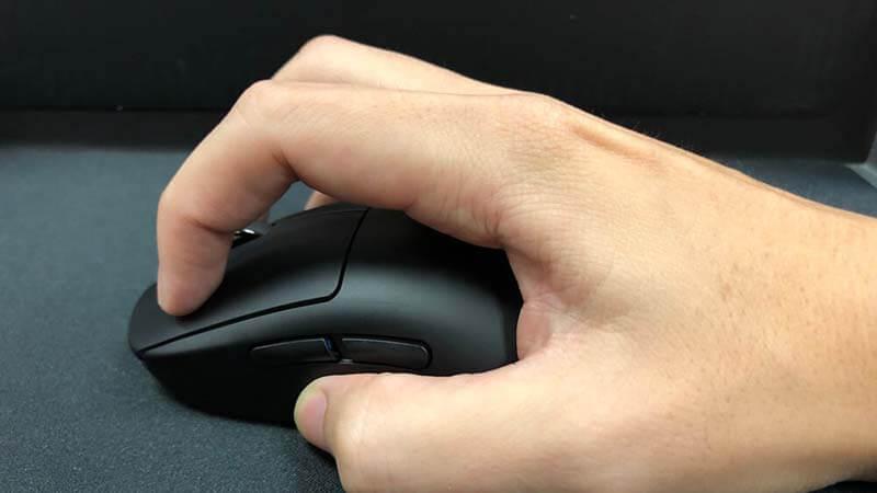 Logitech G Pro Wireless Review Buttons