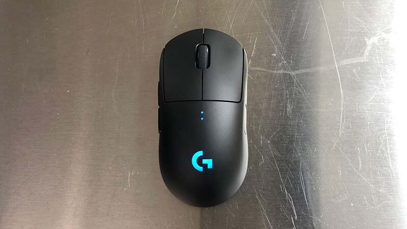 Logitech G Pro Wireless Review introduction
