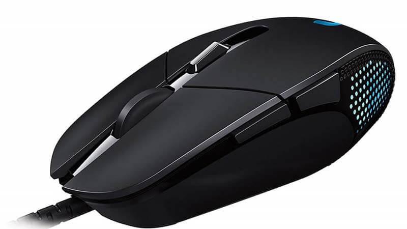 Logitech G302 Review Design