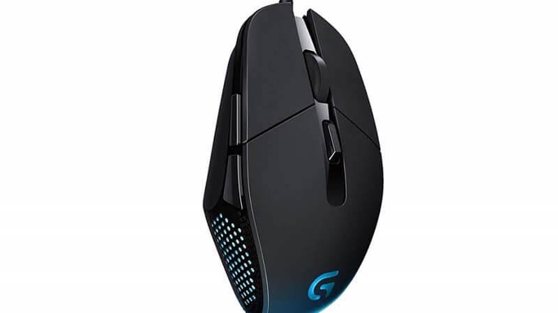 Logitech G302 best